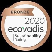 Cybernecard Certificat Ecovadis RSE